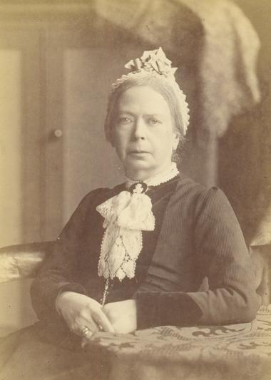 Frances Mary Buss, the first 'Head Mistress'